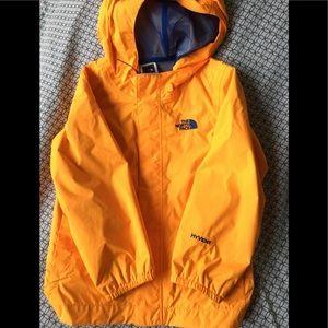 Toddler - North Face Hyvent Rain Wind Jacket